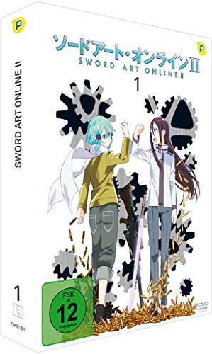 Sword Art Online - Staffel 2 - Vol.1 - [DVD]