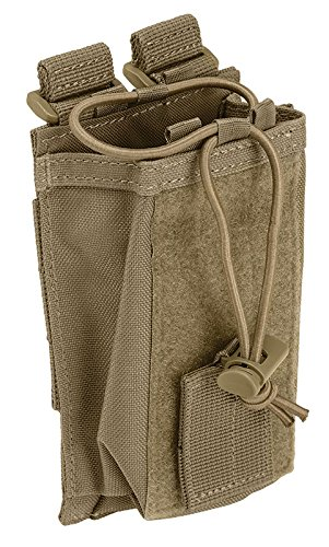Buy Cheap 5.11 Radio Pouch Compatible with 5.11 Bags/Packs/Duffels, Style 58718, Sandstone