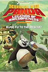 Kung Fu to the Rescue! (Kung Fu Panda TV) Paperback