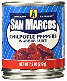 San Marcos Chipotle Peppers in Adobo sauce '7.5 OZ (212g)'