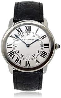 Ronde Solo Reloj de cuarzo suizo para hombre 3603 (certificado prepropietario)