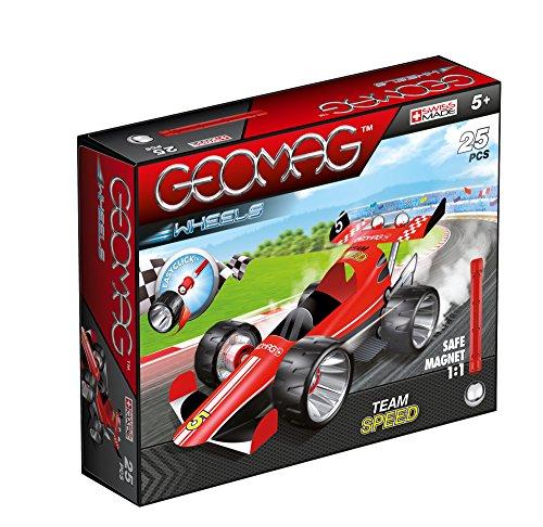 Geomag 710 Magnetbaukausten