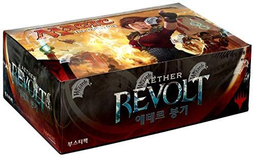 Magic: the Gathering MTG AER Aether Revolt Booster Box KOREAN Language