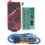 DollaTek PICKIT2 Programmer + PIC ICD2 PICKit 2 Programmieradapter Universaler Programmiersitz