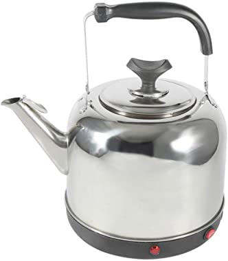 5l Household Stainless Steel Electric Kettle Water Boiler Heating Pot 220v Water Heating Kettle