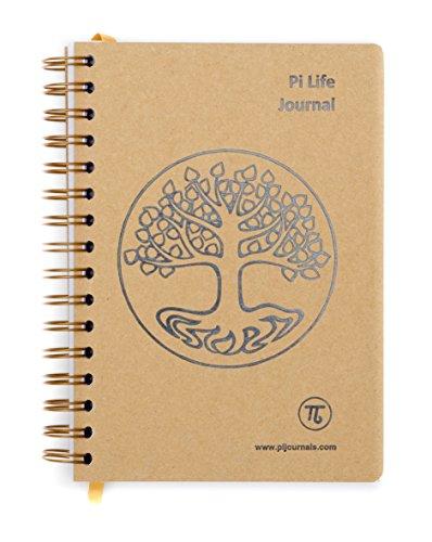 Journal de vie, carnet, pour noter et planifier votre semaine, de Pi
