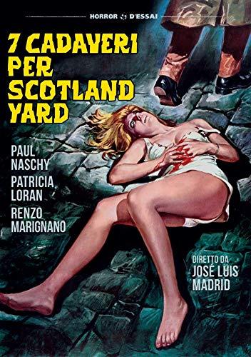 7 Cadaveri Per Scotland Yard