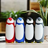 ChezMax Penguin Vacuum Thermos Stainless Steel Water Bottle...