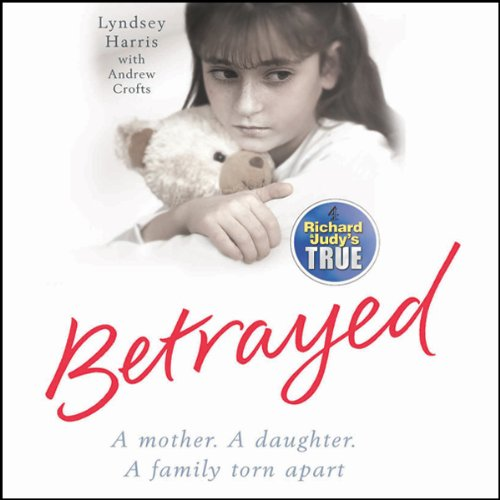 Betrayed audiobook cover art
