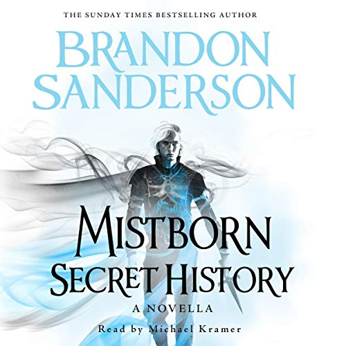 Mistborn: Secret History audiobook cover art