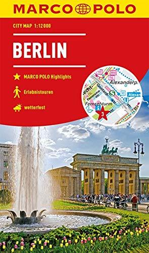 MARCO POLO Cityplan Berlin 1:12 000 (MARCO POLO Citypläne)