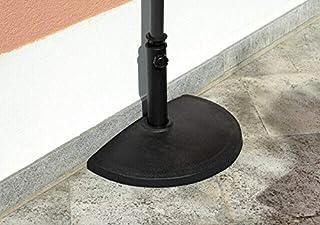 Gruppo Maruccia Base per ombrellone semicircolare Basamento