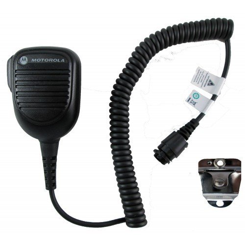 Motorola RMN5052A mobile microphone for XPR5350 XPR4350 XPR4500 XPR4550 XPR5550