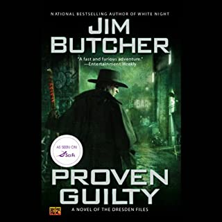 Proven Guilty: The Dresden Files, Book 8