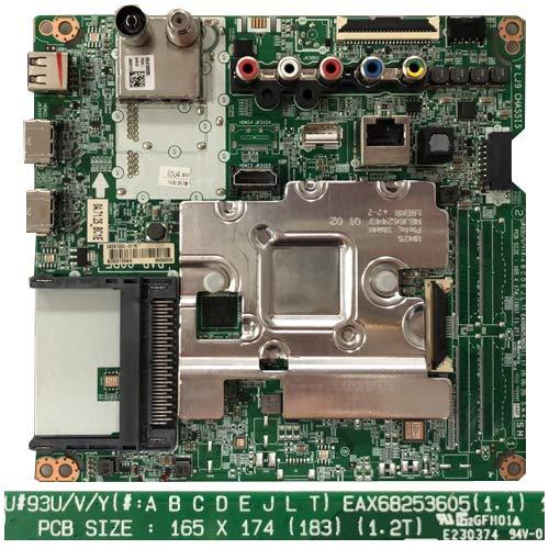 Unbekannt Mainboard EAX68253605(1.1), LG 60UM7100PLB