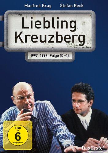 Liebling Kreuzberg - Staffel 5 (3 DVDs, Folge 10-18)