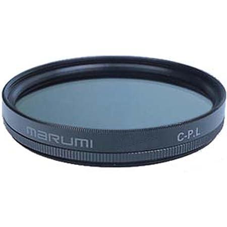 MARUMI PLフィルター 28mm C-PL 28mm ハンドル付 コントラスト上昇 反射除去 ビデオカメラ用
