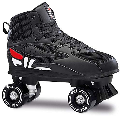 Fila Herren Gift Roller Skate, schwarz, 37