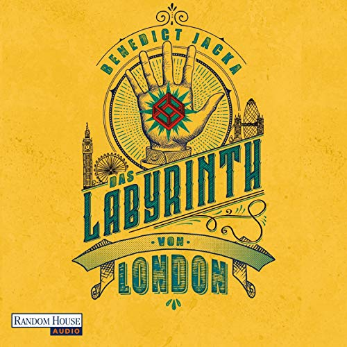 Das Labyrinth von London cover art