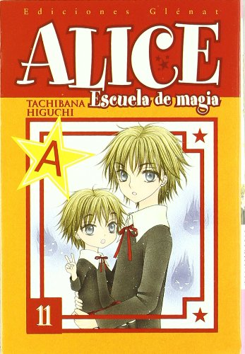 Alice Escuela De Magia 11/ Alice magic school