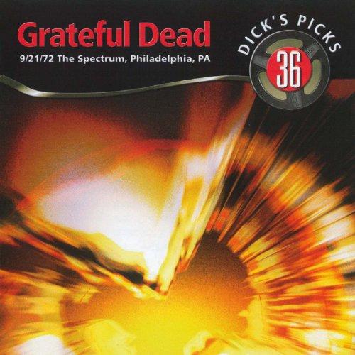 Dick s Picks Vol. 36: The Spectrum, Philadelphia, PA 9 21 1972 (Live)