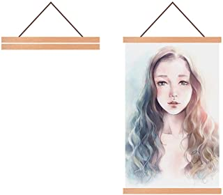 Radezon 12x16 12x18 11x17 Poster Frame, Magnetic Poster Frame Hanger for Photo Picture Canvas Artwork Wall Hanging (12 inch)