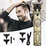 thorityau Tondeuse À Cheveux en Fibre De Carbone Tondeuse À Cheveux Efficace Et Facile À Utiliser pour Les Professionnels Débutants Adaptable