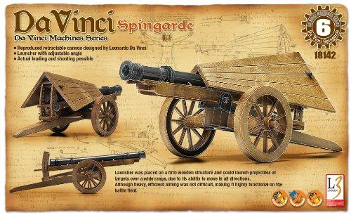 Academy AC18142 – Davinci Spingarde