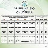 Zoom IMG-2 spirulina bio clorella 3000mg con