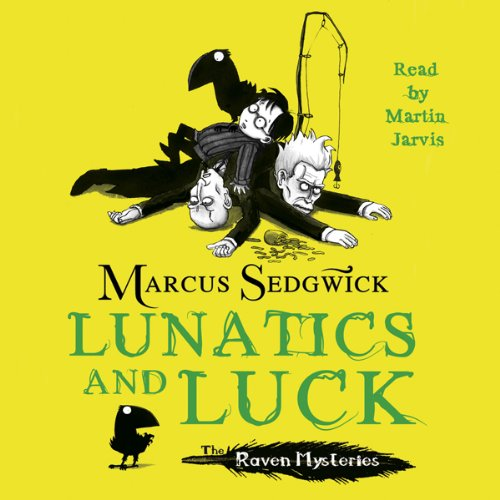 Lunatics and Luck audiobook cover art