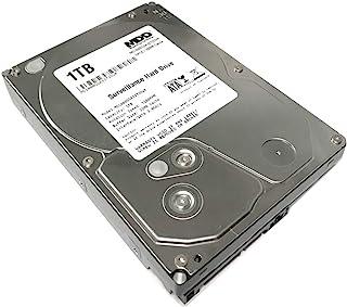 """MaxDigitalData 1TB 32MB Cache 7200PM SATA 3.0Gb/s 3.5"""" Internal Surveillance CCTV DVR Hard Drive (MD1000GSA3272DVR) - w/ 2..."""