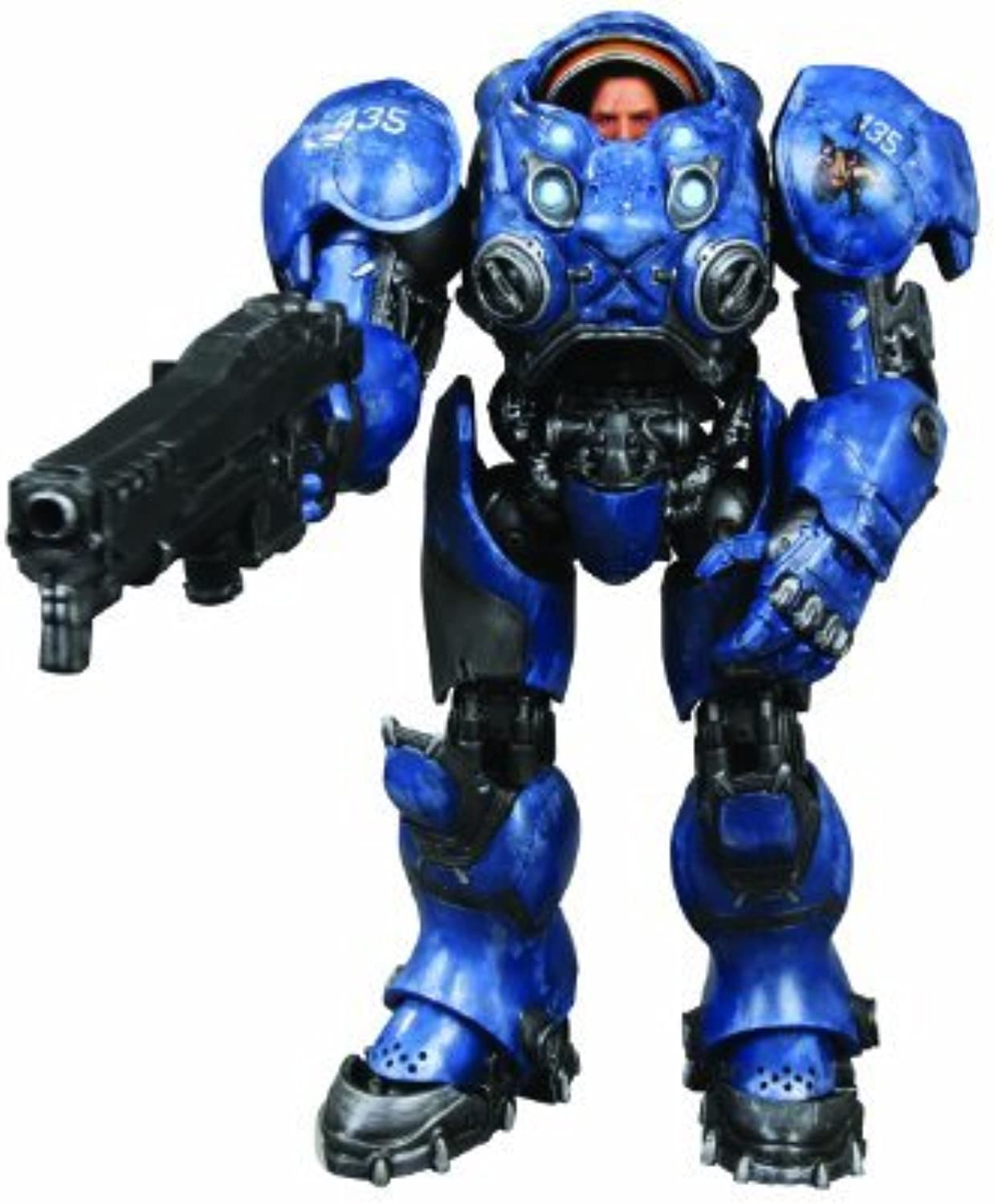 DC Unlimited Starcraft Premium Series 2  Tychus Findlay Action Figure by DC Comics