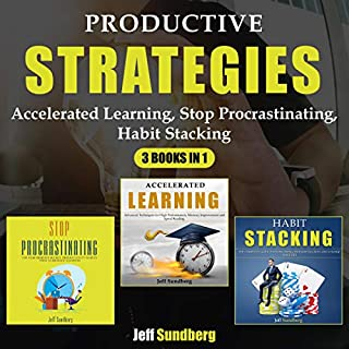 Productive Strategies cover art