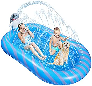 Volador Inflatable Sprinkler Pool Splash Toy