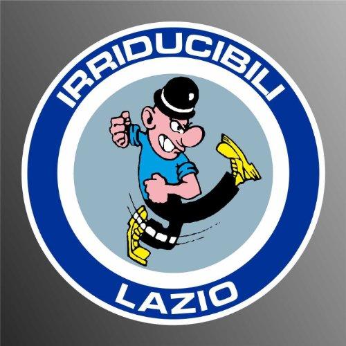 Aufkleber - Sticker Lazio ultras serie A champions League sticker decal