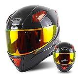 Casco Moto 65 Cm