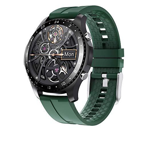 LIGE Smart Watch, Sport Fitness IP67 Impermeabile Pressione sanguigna frequenza cardiaca Monitor Touch Screen Touch Screen Smart Wrist Watch