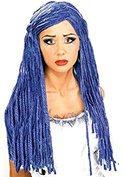 Rubie s Costume Corpse Bride Wig White One Size
