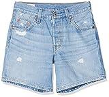 Levi's 501 Long Pantaloncini, Montgomery Mended Short, W25 (Manufacturer Size: 25) Donna