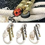 Ginkago 3Pack Sailors Windproof Trench Sheppard's Lighter WWII Lighters Rope Gift Army-Navy NS
