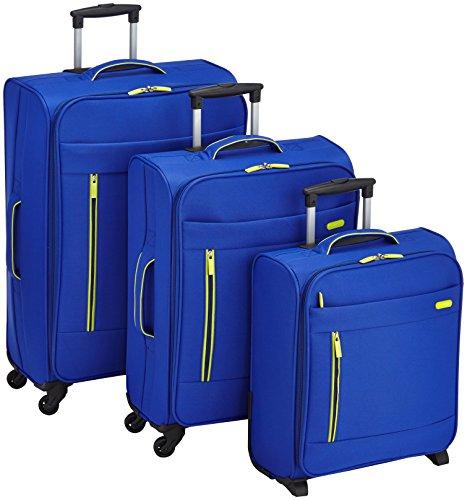 Clipper Set di valigie 302BL Blu 73.0 liters