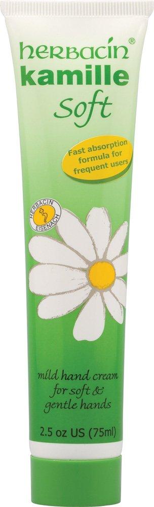 Herbacin Kamille Hand Cream-Soft oz Max 54% OFF Award 2.5 - fl