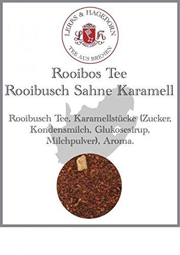 Rooibos Tee - Rooibusch Sahne Karamell 1kg