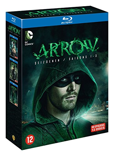 Arrow - Collection Series 1 + 2 + 3 [Blu-ray Box Set]