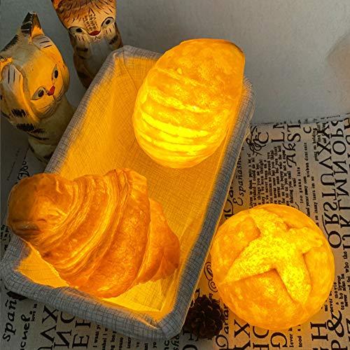 51Ve3KgvbuL - Pampshade, Lampes LED en Forme de Pains et Viennoiseries