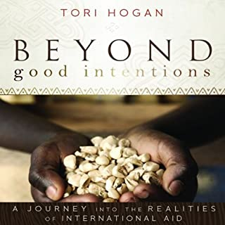 Beyond Good Intentions audiobook cover art