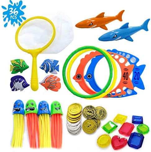 Top 10 Best swim toys for pool for kids Reviews