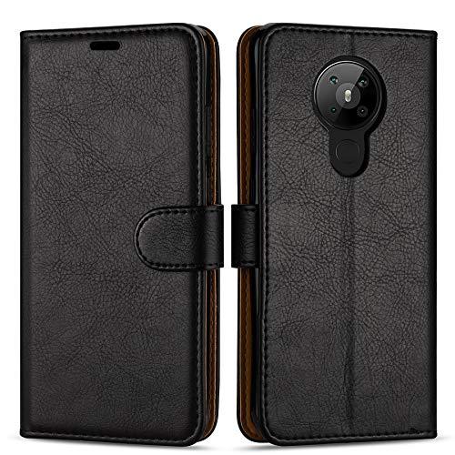 Case Collection Hochwertige Leder hülle für Nokia 5.3 Hülle (6,55