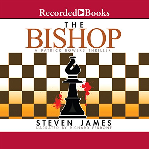 The Bishop  audiobook cover art