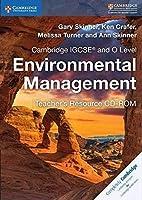 Cambridge IGCSE® and O Level Environmental Management Teacher's Resource CD-ROM (Cambridge International IGCSE)